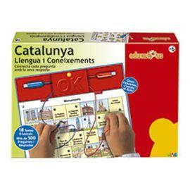 Catalunya: llengua i coneixements / catala / - 99855503