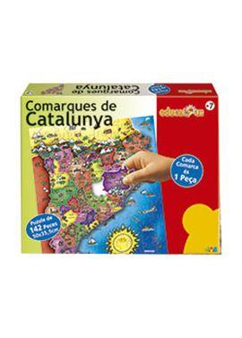 Comarques de catalunya catala - 99855502