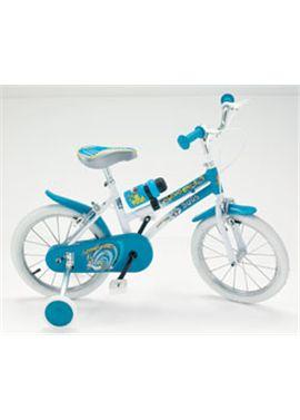 "Bicicleta cruiser 14""m.2f warner"