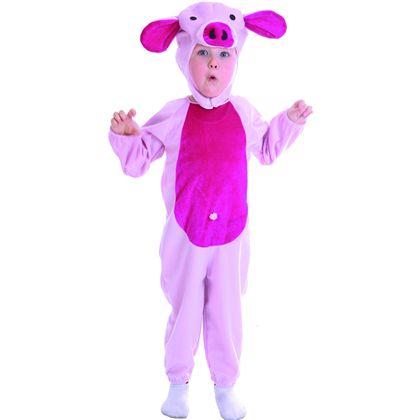 Disfraz cerdito rosa - 92785048