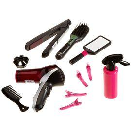 Mega set de peluqueria con cepillo - 21205873