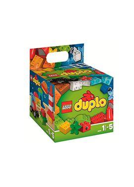 Cubo de construccion creativa-1*duplo - 22510575