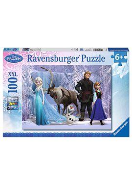 Puzzle 100 xxl frozen - 26910516