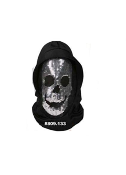 Mascara invisible calavera - 99609133