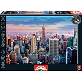 Puzzle 1000 manhattan, nueva york