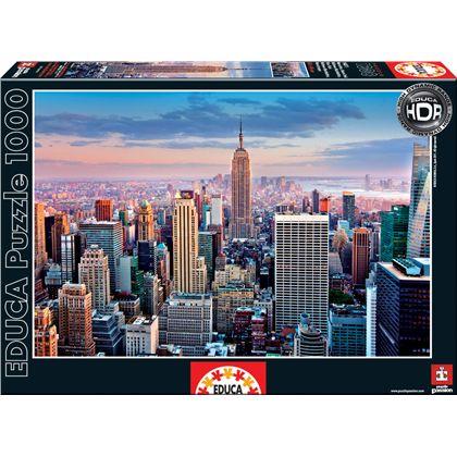 Puzzle 1000 manhattan, nueva york - 04014811