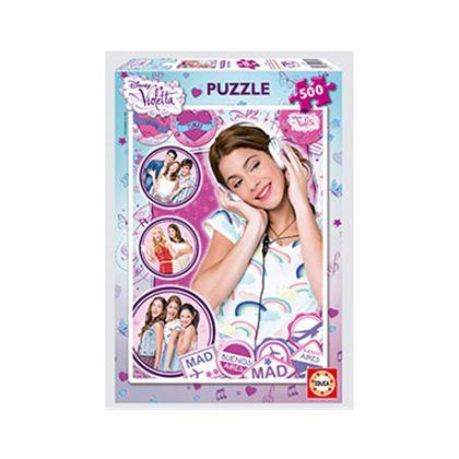 Puzzle 500 violetta - 04015770