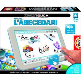 Educa touch junior abecedari catala - 04015677