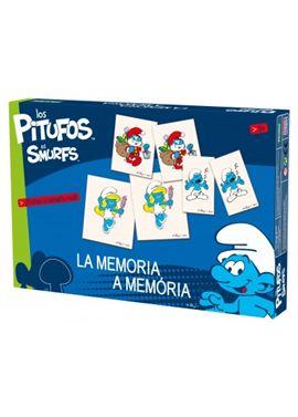 Los pitufos la memoria - 12522026