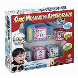 Cubo musical aprendizaje - 12511911