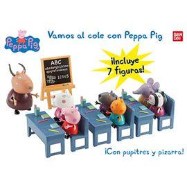Vamos al cole con peppa pig - 02584213