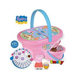 Cesta picnic peppa pig - 33724203
