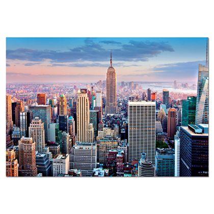 Puzzle 1000 manhattan, nueva york - 04014811(1)