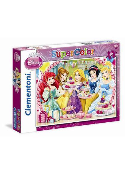 Puzzle 60 princesas - 06626911
