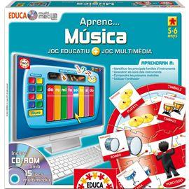 Educa multimedia musica catala