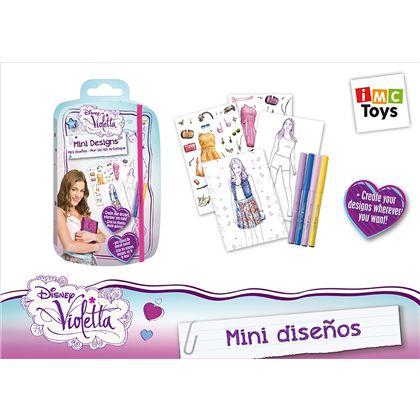 Mini diseños violetta - 18015111