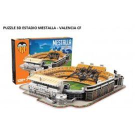Puzzle 3d - nanostad - valencia - mestalla - 23400104