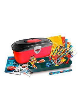 Cars mi caja de herramientas con colores - 50511047