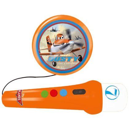 Micro de mano con amplificador aviones - 31005338(1)