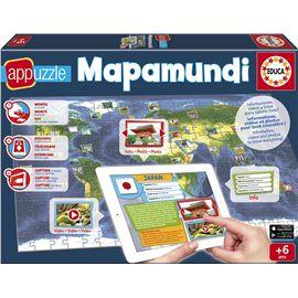 Puzzle 150 el mundo app - 04015894