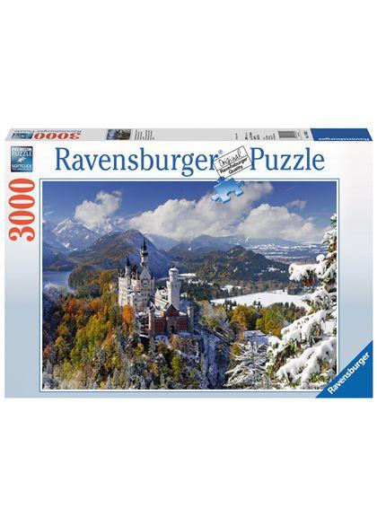 Puzzle 3000 castillo de neuschanstein - 26917062
