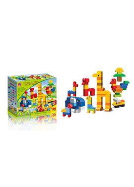 Bloques animales 100 piezas - 94212166