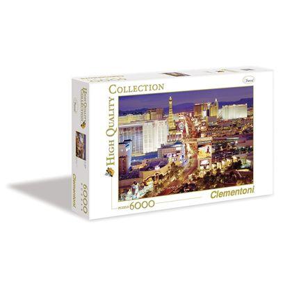 Puzzle 6000 piezas las vegas - 06636510