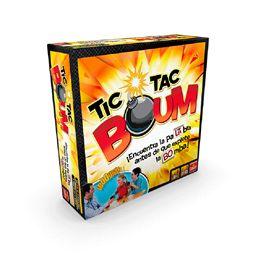 Tic tac boom - 14770438