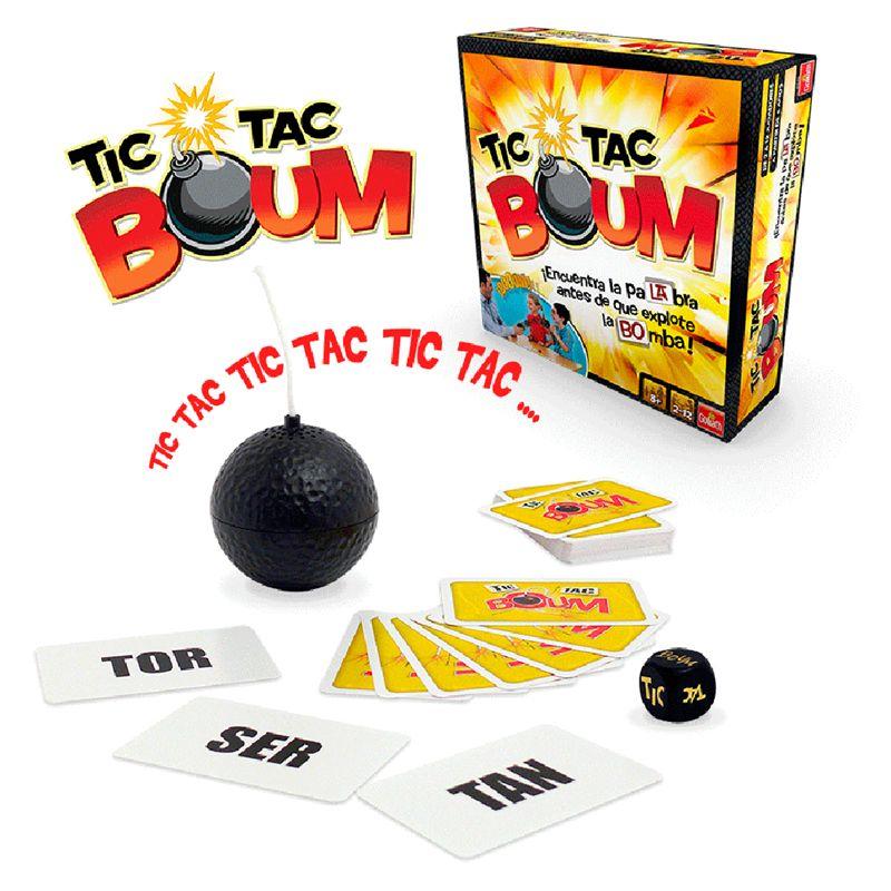 Tic Tac Boom
