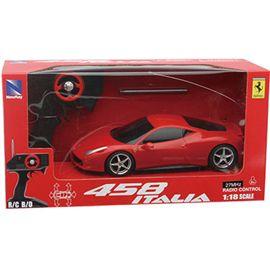 Ferrari radio control f458 italia