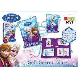 Soft secret diario frozen