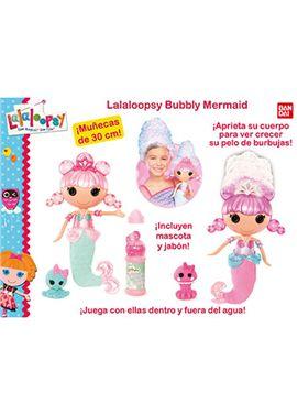 Lalaloopsy bubbly mermaid