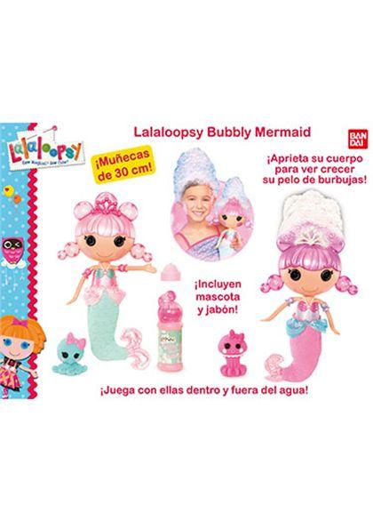 Lalaloopsy bubbly mermaid - 02552707