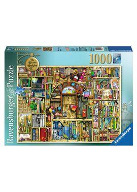 Puzzle 1000 biblioteca extraña