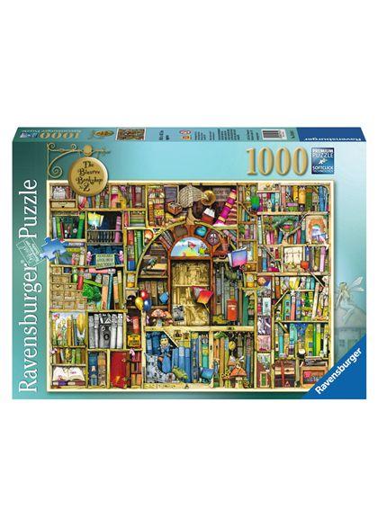 Puzzle 1000 biblioteca extraña - 26919314