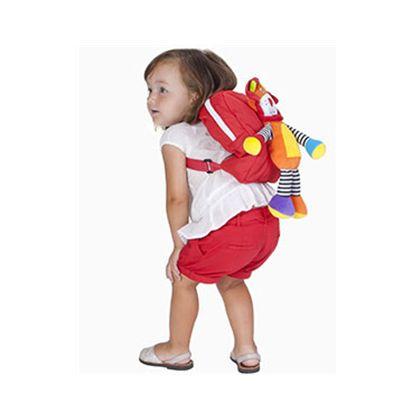 Mochila infantil leon - 99801221(2)