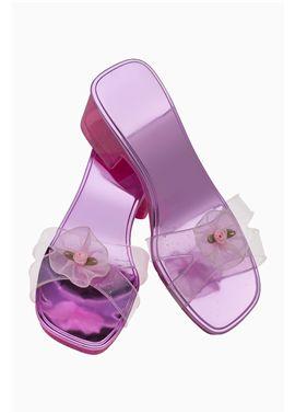 Zapatos fantasía luminosos blister