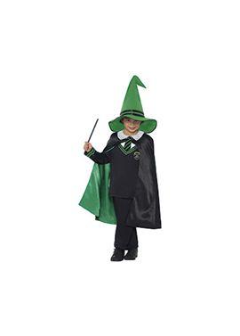 Mago verde (talla 10-12 años) - 57221619