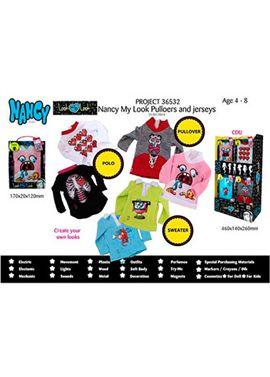 Nancy pullovers (precio de la unidad) - 13032071