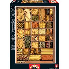 Puzzle 1000 pasta basta iii - 04016285