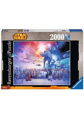 Puzzle 2000 star wars - 26916701