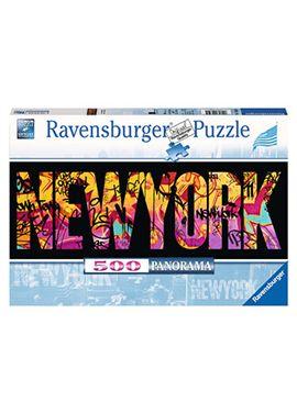 Puzzle 500 new york graffiti - 26914650