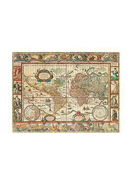Puzzle 2000 mapamundi 1630 - 26916633