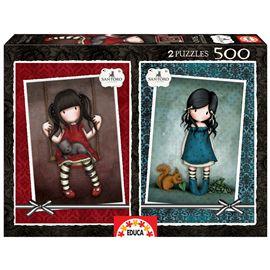 Puzzle 2 x 500 ruby + you brought de gorjus - 04016279