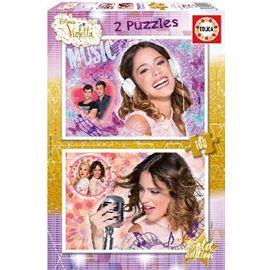 Puzzle 2 x 100 violetta - 04016189