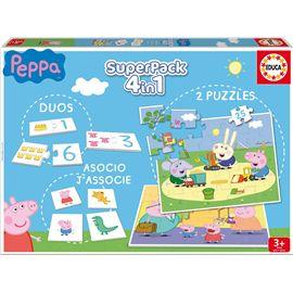 Superpack peppa pig - 04016229
