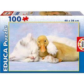 Puzzle 100 mi mejor amigo - 04015909