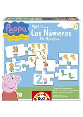 Los numeros peppa pig - 04016224