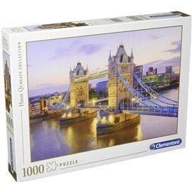 Puzzle 1000 tower bridge - 06639022