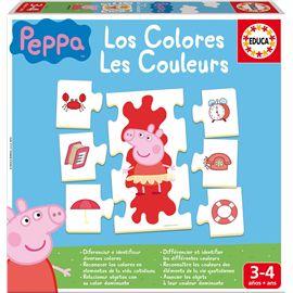 Los colores peppa pig - 04016225